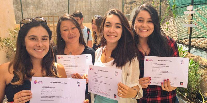 Notre stage d'été pour professeurs de français