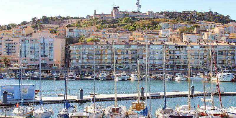 Excursions autour de Montpellier : Sète