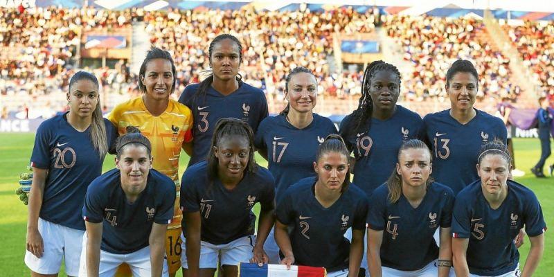 FIFA Coupe du monde féminine de football 2019