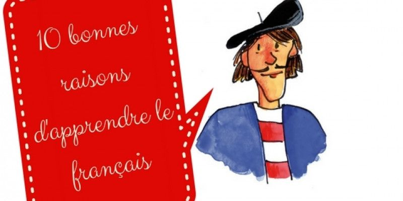 10 good reasons to learn french