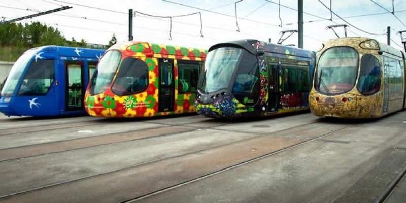 The Tramways of Montpellier
