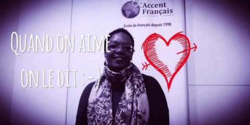 Interview de Kizy - professeur de français au Brésil, et ancienne étudiante d'Accent Français