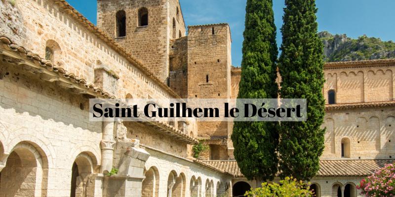 Excursions around Montpellier: Saint-Guihlem-le-Désert