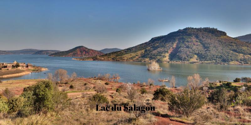Sports outings: Cirque de Mourèse and Lac du Salagou
