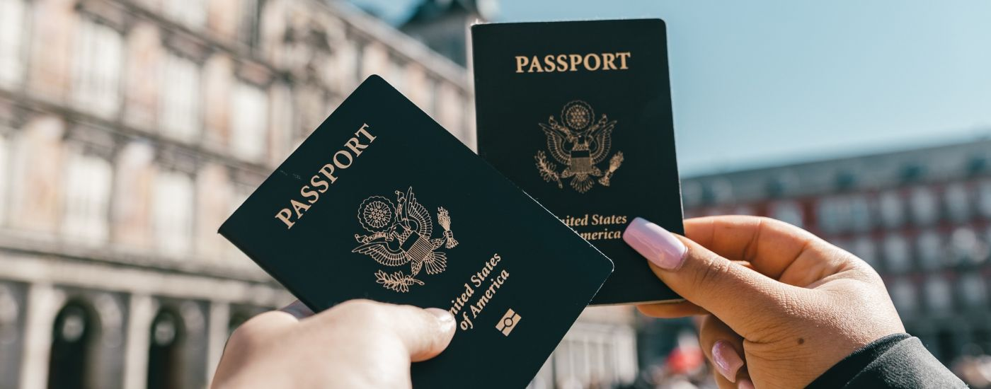 visa and passport to come to France