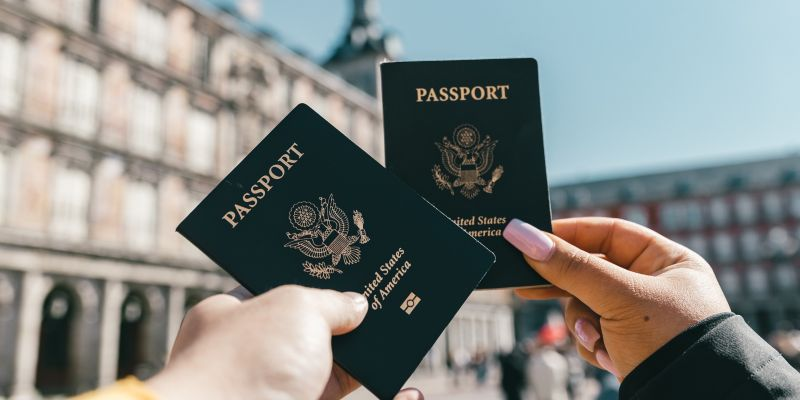 The visa issue for France
