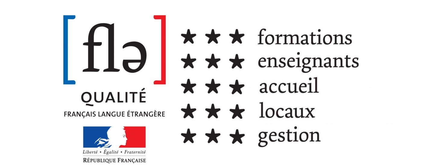 accent francais school with fle quality label