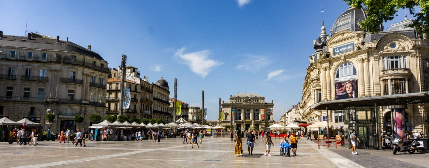 why study French in Montpellier