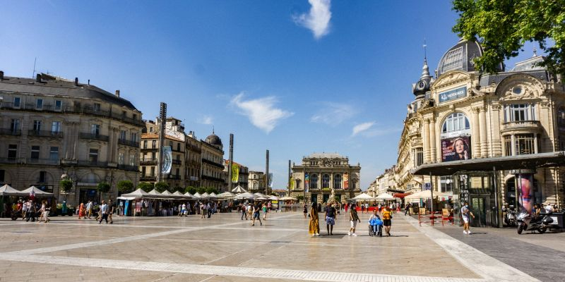 Why learn French in Montpellier?
