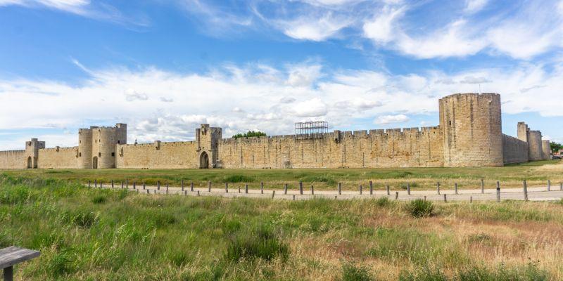 Excursions around Montpellier: Aigues-Mortes