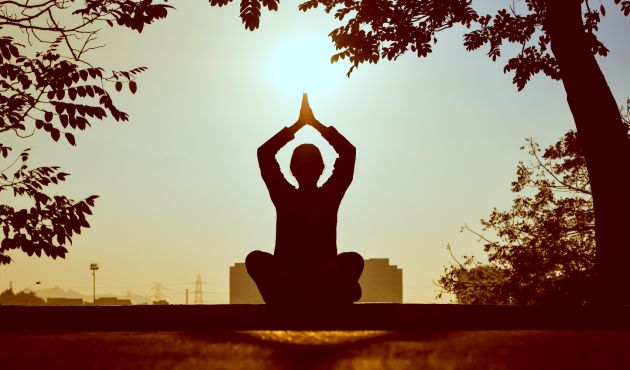 Aulas de francês e Yoga